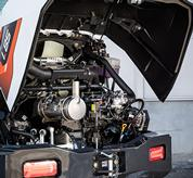 Le macchine Bobcat definiscono gli standard di qualità e robustezza grazie a decenni di esperienza. Il loro design robusto garantisce durevolezza, affidabilità e manutenzione facile.
