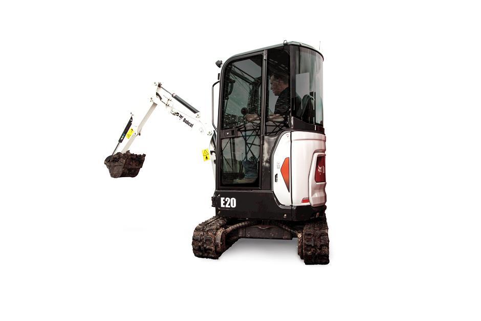 Bobcat E10 Compact Excavator