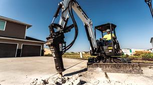 New, 2020, Bobcat, E32 25 HP, Excavators