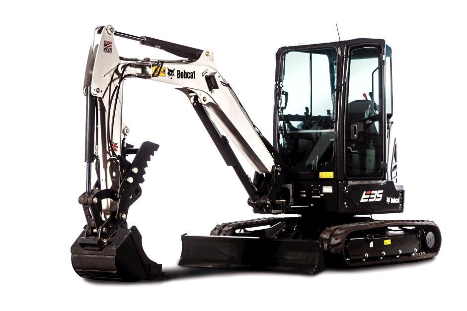 Bobcat E35 33HP