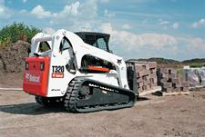 Bobcat T320 Historical Machine
