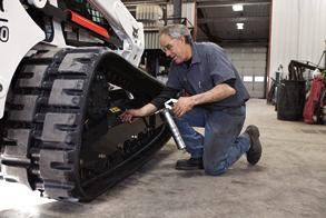 Prepare your loader for the busy season with preventive maintenance.
