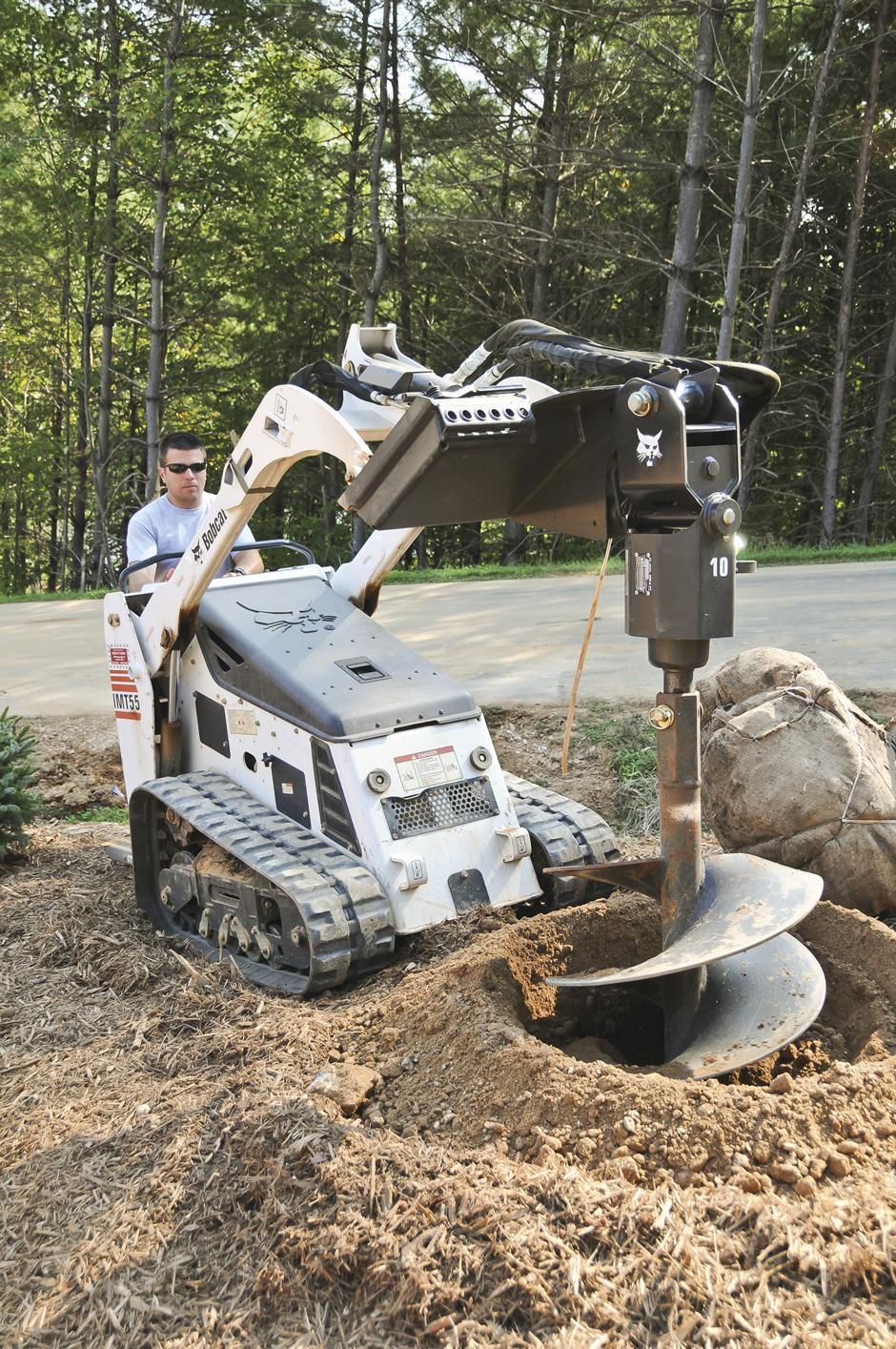 2019, Bobcat, 10 Auger Drive Unit, Augers / Post Hole Diggers