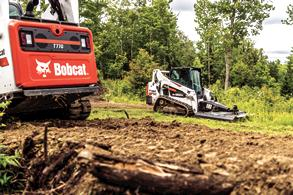 Bobcat loaders