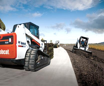 S750 Skid-Steer Loader