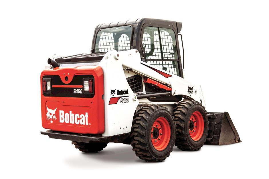 Bobcat 450 Skid-Steer Loader