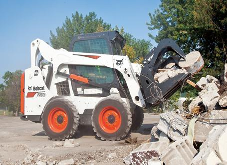 S595 Skid-Steer Loader - Bobcat Company