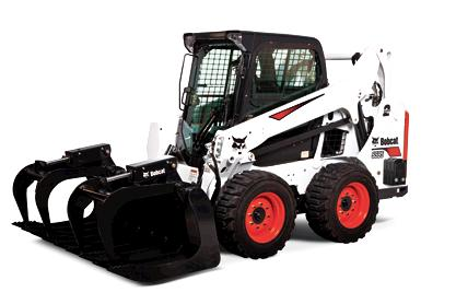 S595 Skid-Steer Loader
