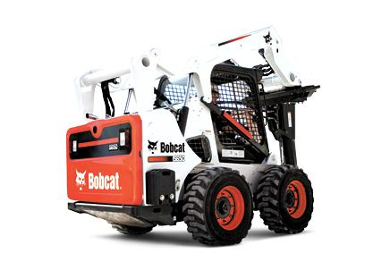 S650 Skid-Steer Loader