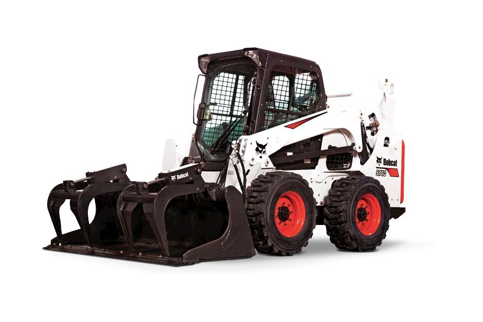 Bobcat S740 T4 Skid-Steer Loader