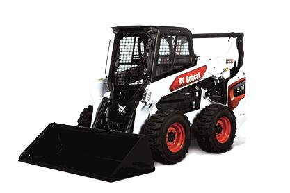 Bobcat R-Series S76 Skid-Steer Loader Machine