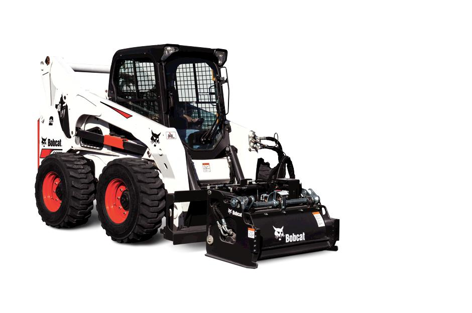 Bobcat S850 T4 Skid-Steer Loader