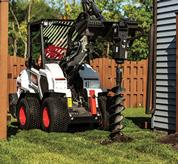 Small articulated loaders feature an articulation joint for tight turning and a light overall footprint to minimize a tight-turning articulated steering and light overall footprint to minimize cuts or tears in the turf when turning or hauling a load.