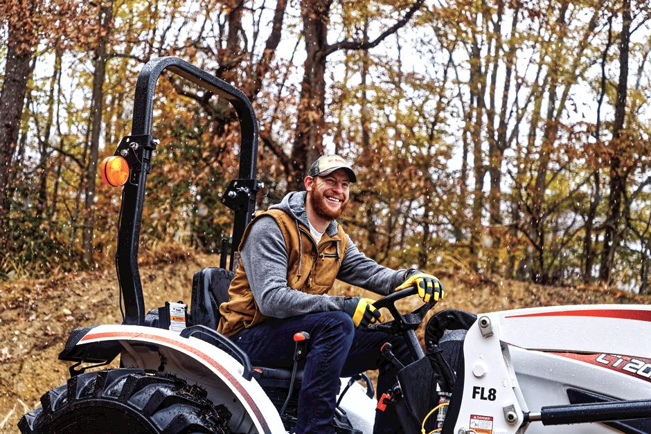 Pro Bowl Quarterback Carson Wentz Stays Ahead of the Game with Bobcat  Equipment
