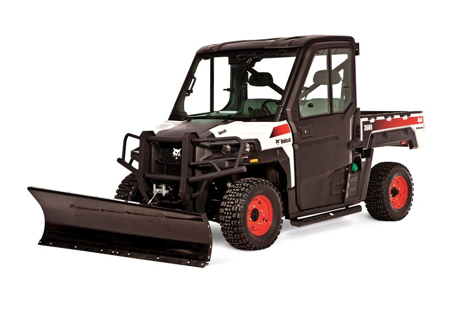 2018, Bobcat, 3600 (4x4) Diesel, Utility Vehicles