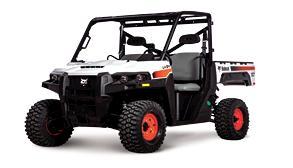 Industry-leading Bobcat UV34 utility vehicle