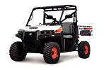 Bobcat UV34 Diesel Utility Vehicle (UTV)