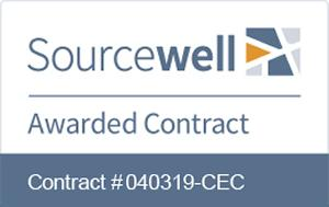 Sourcewll Awarded contract logo