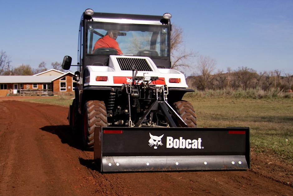 Bobcat HD Box Blade Attachment