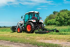Compact Tractor Attachments For Your Projects