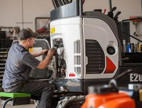 Partnering with your dealership for parts and maintenance can be beneficial.
