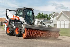 Bobcat Skid-Steer Loader Sales Promotional Image