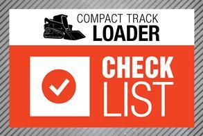 Loader checklist