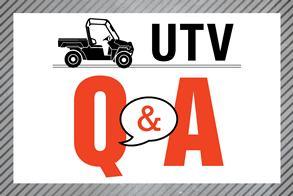 UTV Q & A