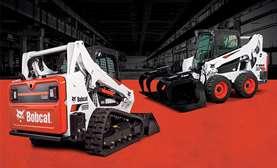 Bobcat T595 compact track loader and S595 skid-steer loader