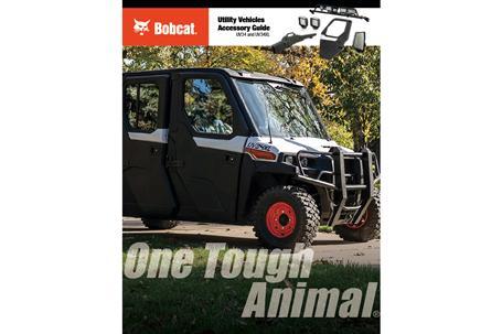 Bobcat Utility Vehicle Brochure