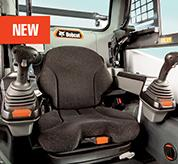 Premium Comfort Features in Bobcat Loaders