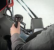 Operating Bobcat Loader Via Standard Controls