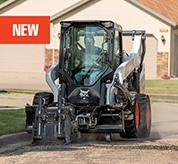 One-Piece and Pressurized Cab on R-Series Loaders From Bobcat