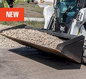 R-Series Compact Track Loader From Bobcat With Dual-Direction Bucket Positioning