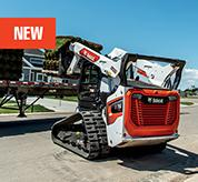 Cast-Steel Lift Arm Features On R-Series Loaders