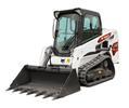 Bobcat T450 compact track loader.