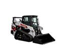 Bobcat T66 R-Series Compact Track Loader with Bucket Attachment