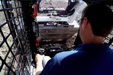 Bobcat marketing manager discusses sound dampening improvements for loaders in experts video.
