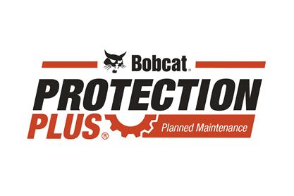 Bobcat Protection Plus planned maintenance logo.