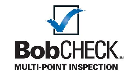 Bobcat BobCHECK machine inspections logo.
