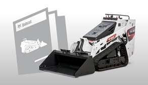 Bobcat Mini Track Loader Brochure Promotional Image