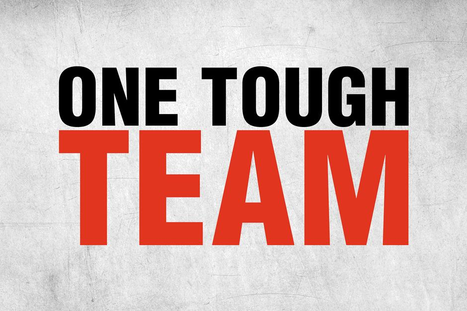 One Tough Team Video Preview Image Creative