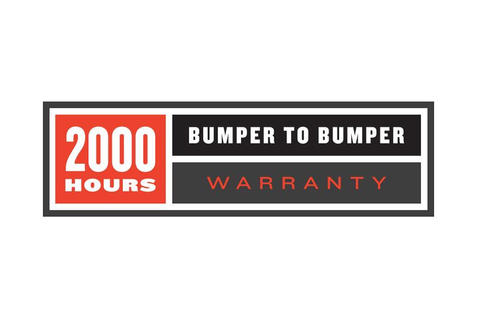 Bobcat Mower Bumper To Bumper Warranty