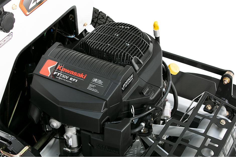 Bobcat ZS4000 Zero-Turn Stand-On Mower Kawasaki Engine