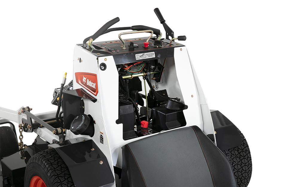 Bobcat ZS4000 Zero-Turn Stand-On Mower Rider Pad