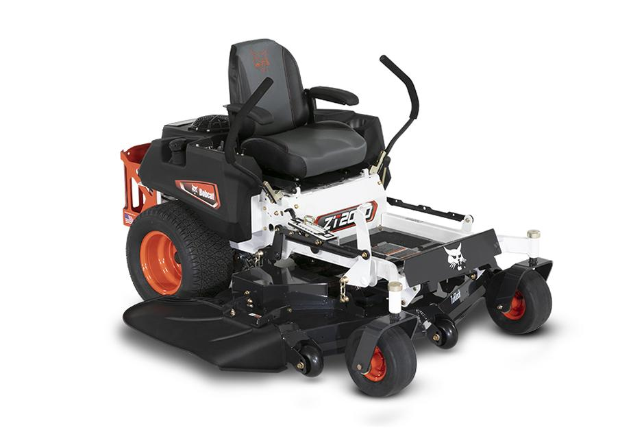 Front View Of Bobcat ZT2000 Zero-Turn Mower