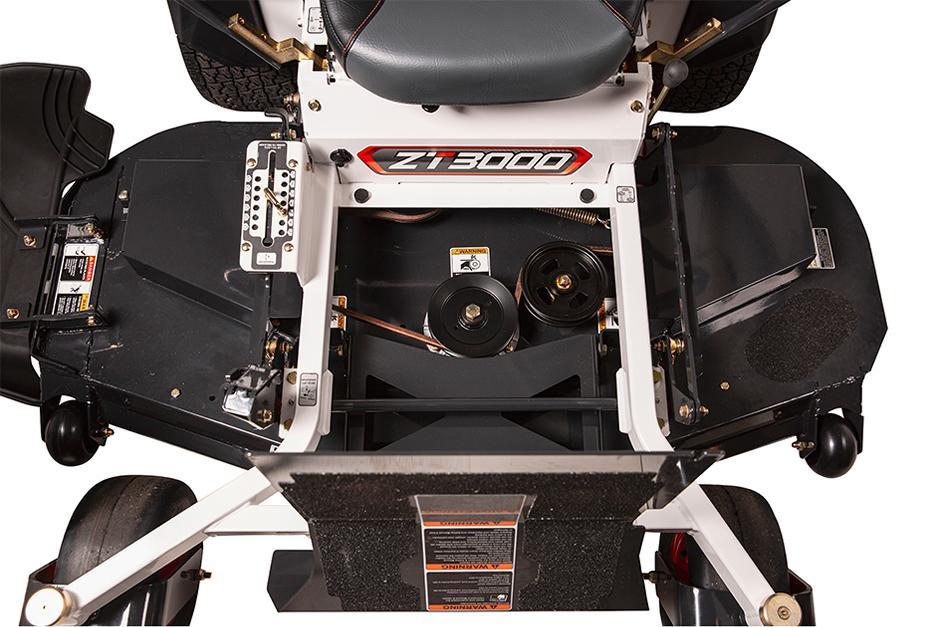 Bobcat ZT3000 Zero-Turn Mower TufDeck Cutting System
