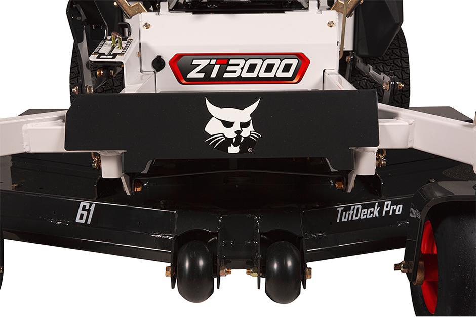 Bobcat ZT3000 Zero-Turn Mower Seat And Command Center