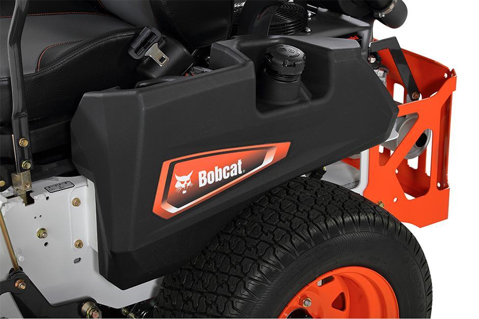 Bobcat ZT3500 Zero-Turn Mower Dual Fuel Tanks