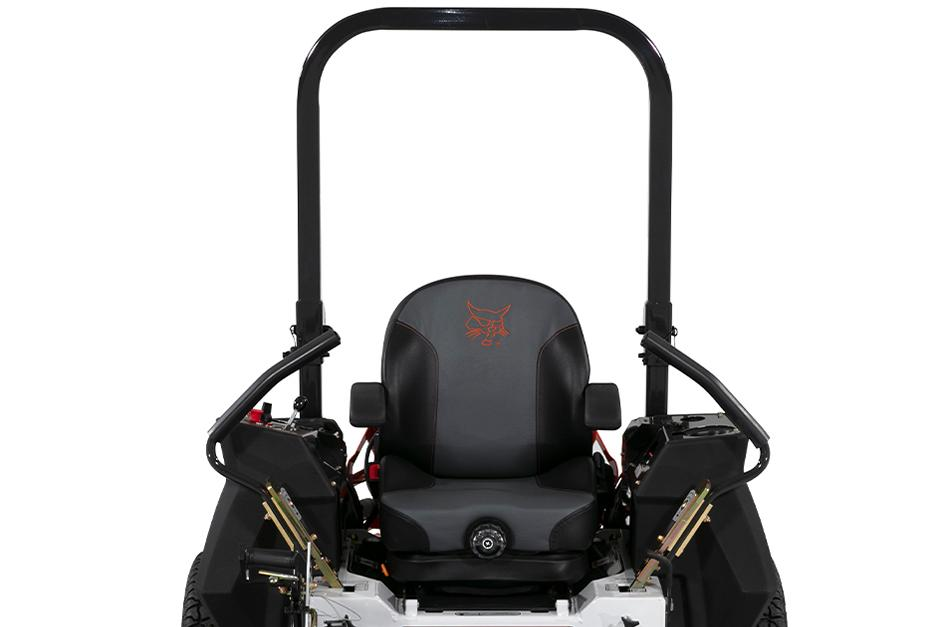 Bobcat ZT6100 Zero-Turn Mower Seat And Command Center